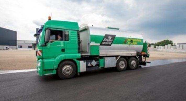 Vrachtwagen middendorp klein
